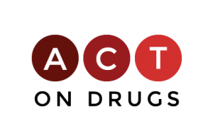 ACT on Drugs logo